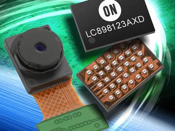 安森美半导体扩展光学防抖产品阵容, 为内置摄像机的应用提供出色的图片质量