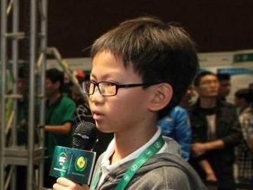 """""""熊孩子""""8岁写代码至今,成全国最小黑客"""