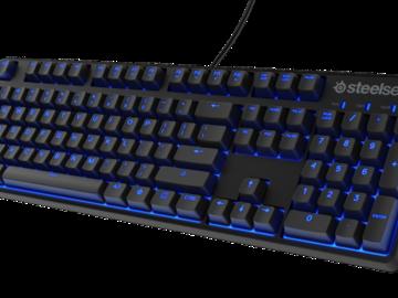 SteelSeries宣布推出APEX M500机械键盘