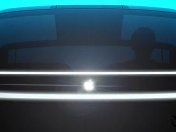 苹果汽车概念照片放出,Logo闪耀不已