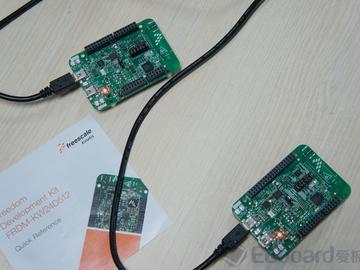 (金鼠纳福)Thread,低功耗无线网络新标准——NXP FRDM-KW24D512开发板评测