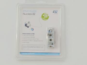 真有这么强?--意法半导体NUCLEO32-L432开发板评测