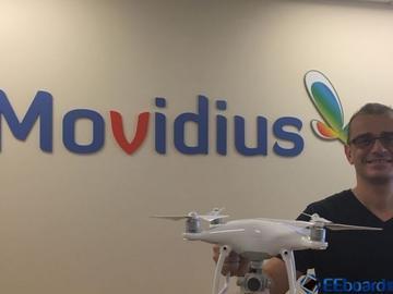 英特尔宣布收购视觉处理芯片厂商Movidius