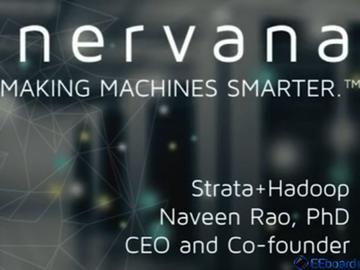 看 Nervana 如何利用深度学习实现数据革命
