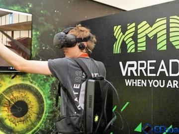 德国制造的VR背包电脑 配英特尔酷睿i7芯片