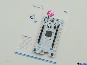 (金鼠纳福)简单、灵活,一款给你施展无限创意的产品——ST NUCLEO-F412ZG上手