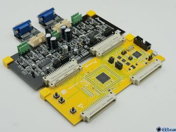 NXP电机驱动套件MAPS-56F84000评测