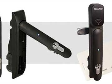 Southco推出新款电子锁旋转手柄,支持RFID卡、智能卡读取