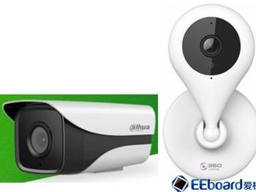 摄像机已经进入网络时代——分享一款网络摄像机的主控板设计
