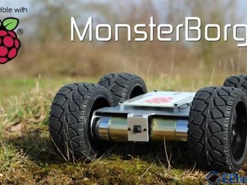 别小看这款遥控车 装上树莓派它就能实现无人驾驶