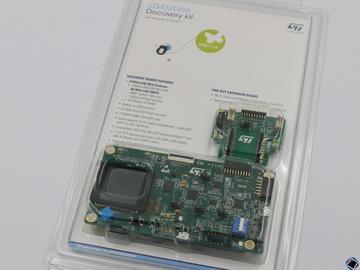 提供一种极具性价比、软硬件齐全的智能手表解决方案——STM32L496G-DISCO评测