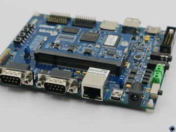 就问你想不想取代经典处理器ARM9/ARM11——MYD-JA5D27评测