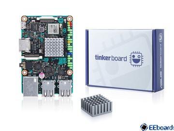 华硕售价54.99美元Tinker开发板:配置树莓派3无法匹敌