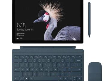 微软发布新Surface Pro ,外媒:产品策略跟苹果如出一辙