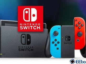 任天堂拟将游戏机Switch年产量提高到1800万台