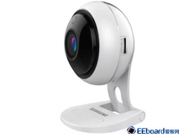 三星即将发布一款全新户外1080p Wi-Fi网络监控摄像机