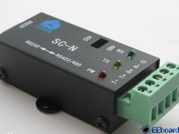 详细解析单片机RS485通信接口、控制线、原理图及程序案例