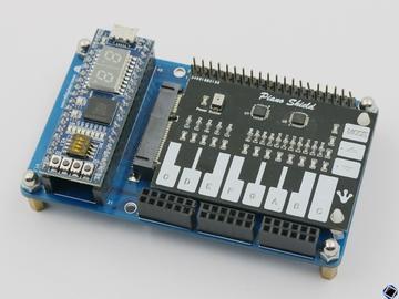 用你意想不到的方式实现电子琴应用——生态系统愈加完善的小脚丫FPGA开发板值得入手