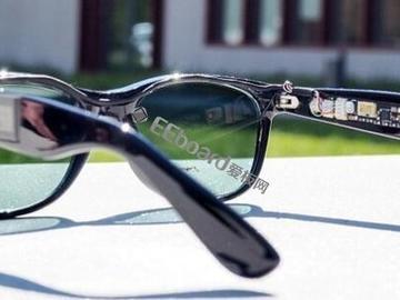 黑科技:眼镜能变身手机充电器,窗户也能!
