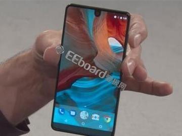3个月了,终于要发货,安卓之父全面屏手机Essential将在7日内发货