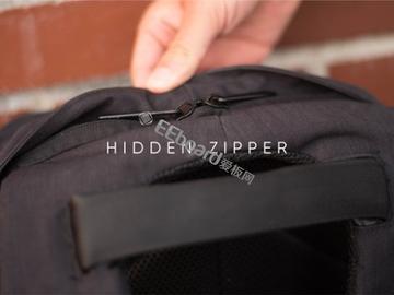 充电、定位、防小偷,这样的智能背包你值得拥有!