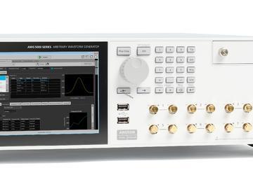 泰克推出的采用高速数模转换器的AWG5200系列任意波形发生器