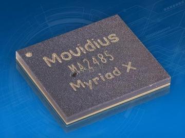 可以用在尖端设备!英特尔正式推出主打AI功能的新Movidius视觉处理芯片