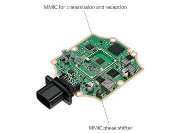 具有紧急制动功能,电装研发24-GHz亚毫米波雷达传感器 助力车载安全系统功能强化