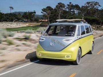 大众推出微型电动巴士,可支持Level3自动驾驶