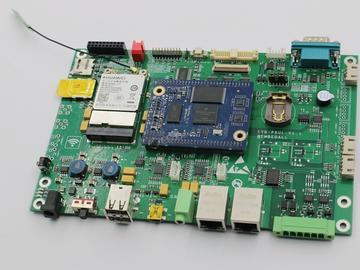 支持4G高速传输——面向高速物联网的绝佳工控板EVB-P6UL评测