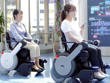 搭载了激光雷达的自动驾驶轮椅,你有兴趣试一试吗?
