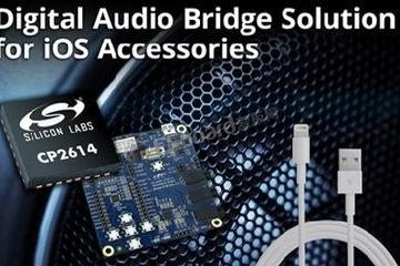 我国成功研发18 Bit高保真数字音频芯片