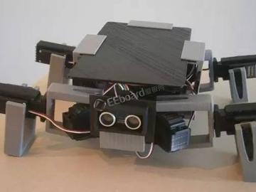 基于Arduino Uno板卡 设计一个会打招呼的超萌机器人,你值得拥有!