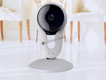 中国移动发布新款智能和目C13c Wi-Fi摄像机:24小时云存储秒杀一切!