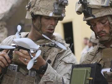 美军利用无人机推广SDR军事和商业应用