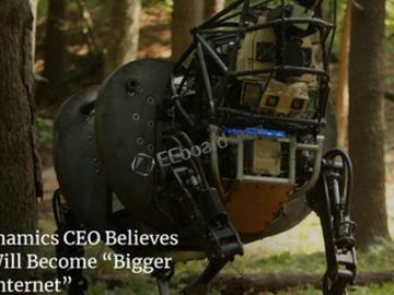 波士顿动力创始人Raibert:机器人统治未来