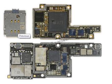 超紧实!iPhoneX雙層类载板 实现空前线路密度