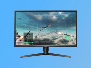 LG电子发布新型显示器——27GK750F-B
