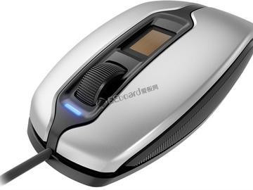 Cherry樱桃发布MC 4900鼠标:自带指纹识别功能