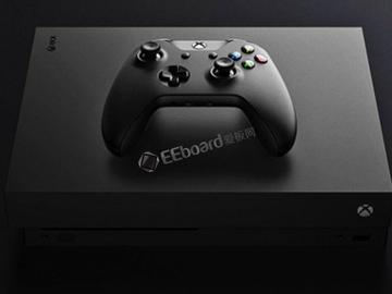微软Xbox One X游戏机试用体验,值不值得买?