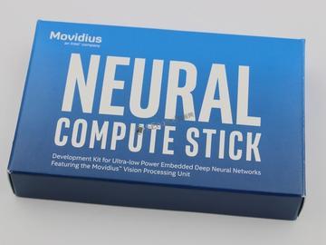 其实,入门AI没那么难——加速深度学习推理的Intel Movidius神经计算棒(NCS)评测