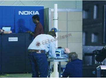 诺基亚以高通手机原型机来完成基于FPGA系统的5G实验室测试