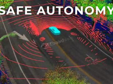 展望2018年自动驾驶汽车传感器