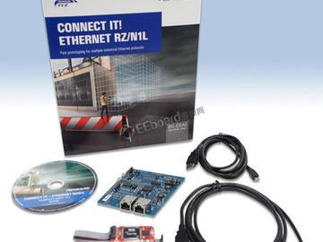 瑞萨推出面向远程IO及通信模块的RZ/N1L解决方案套件,显著缩短工业网络应用的评估时间