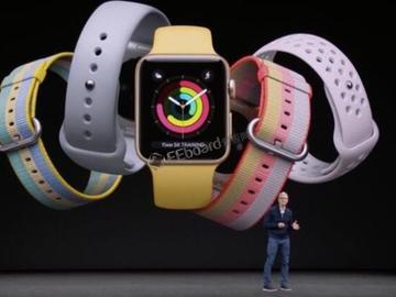 苹果手表未来将支持人脸识别 专利申请已提交