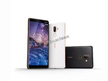 诺基亚7 Plus搭载:Android One