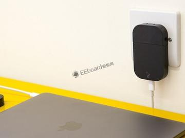 Mu One:一款小巧的45W模块化USB-C旅行充电头,携带方便