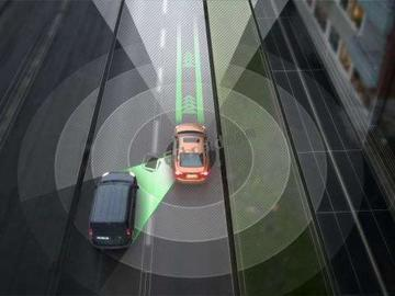 苹果无人驾驶相关专利——向乘客提示行车方向