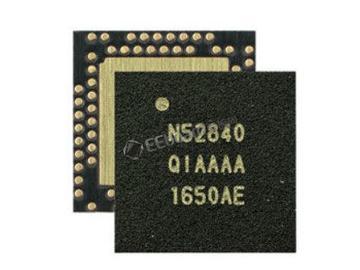 Nordic Semiconductor量产nRF52840 SoC