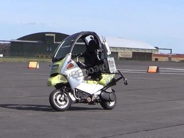 AB Dynamics决心投入到无人驾驶摩托车技术的研发中
